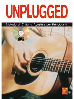 Unplugged, Metodo di chitarra acustica per principianti Books and CDs | Guitar