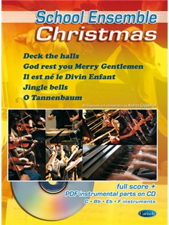Christmas School Ensemble Books and CDs | Ensemble