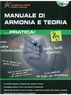 Manuale di Armonia e Teoria ...Pratica Books and DVDs / Videos | All Instruments