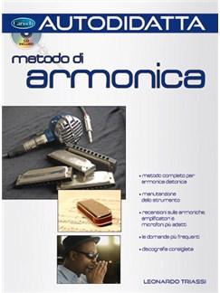 Autodidatta: Metodo di Armonica Books and CDs | Harmonica