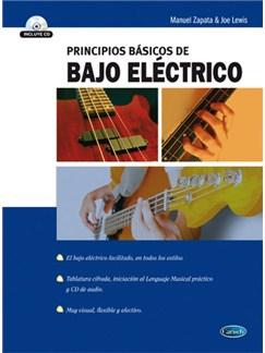 Principios Básicos de Bajo Elétrico CD y Libro | Bass Guitar