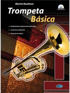 Trompeta Básica CD y Libro | Trumpet