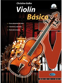 Violín Básico CD y Libro | Violin