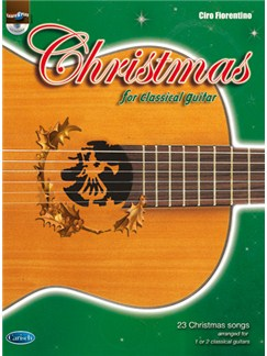 Christmas for Classical Guitar Books and CDs | Guitar
