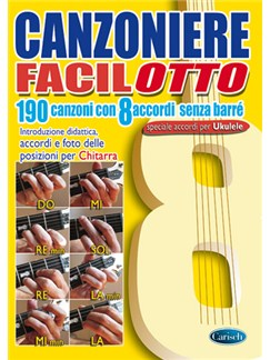 Canzoniere Facilotto Books | Lyrics & Chords