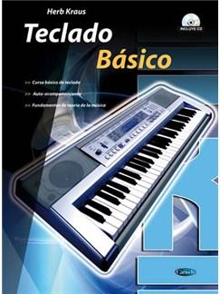 Teclado Básico CD y Libro | Keyboard