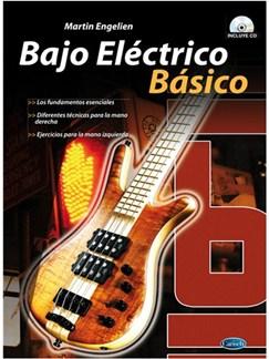 Bajo Electrico Básico CD y Libro | Bajo