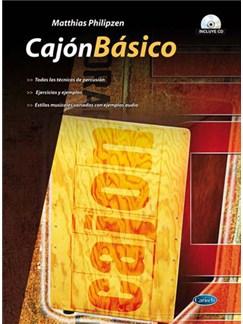Cajón Básico CD y Libro | Percussion