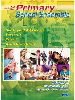 Primary School Ensemble, Volume 2 Libro | Conjunto de Escuela