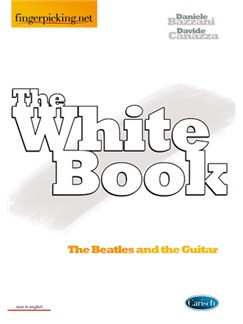 The Withe Book - The Beatles and the Guitar (English) Books | Guitar