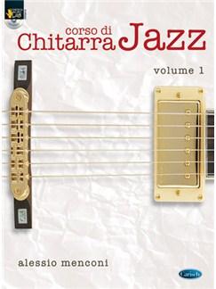 Corso di Chitarra Jazz, Volume 1 Books and CDs | Guitar