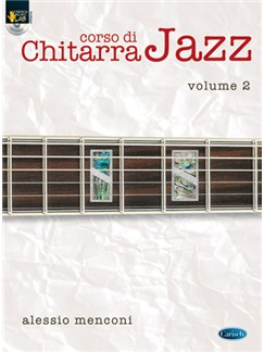 Corso di Chitarra Jazz, Volume 2 Books and CDs | Guitar