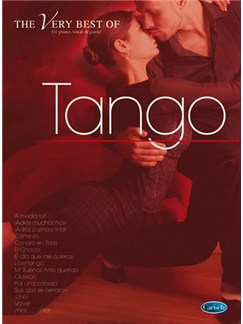 The Very Best of Tango Books | Piano, Vocal & Guitar