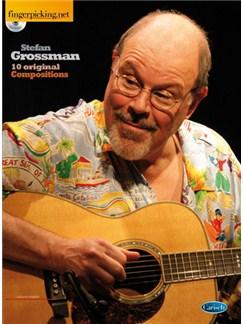 Stefan Grossman: Ten Original Compositions CD y Libro | Guitarra