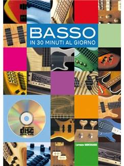 Il Basso in 30 minuti al giorno Books and CDs | Bass Guitar
