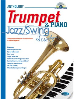 Jazz Swing Duets for Trumpet & Piano Books and CDs | Trumpet, Piano