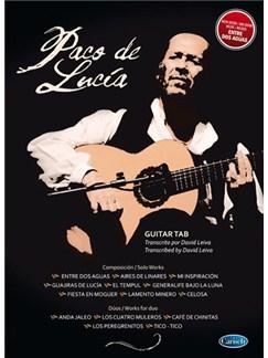 Paco De Lucia: Guitar Tab Books | Guitar, Guitar Tab, Voice