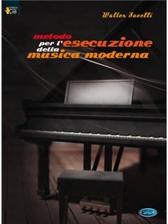 Metodo per l'esecuzione della Musica Moderna CD y Libro | Piano
