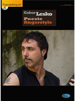 Gabor Lesko: Poesie Fingerstyle Books and CDs | Guitar