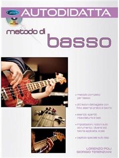 Autodidatta: Metodo Di Basso CD y Libro | Bajo