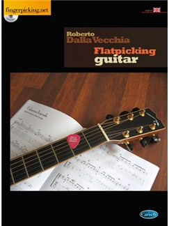 Flatpicking Guitar (English Version) Books and CDs | Guitar
