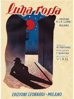 Luna Rossa Books | Piano, Vocal & Guitar