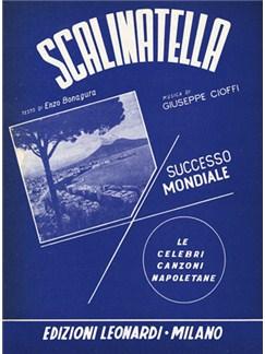 Scalinatella Books | Piano, Vocal & Guitar