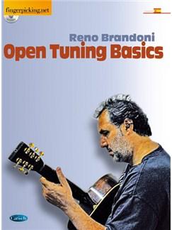 Open Tuning Basics CD y Libro   Guitar