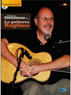 La Guitarra Ragtime Books and CDs | Guitar