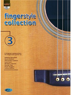 Fingerstyle Collection, Volme 3 Books and CDs | Guitar