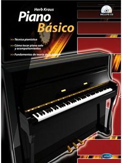 Piano Básico CD y Libro | Piano