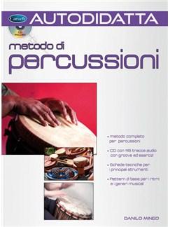 Autodidatta: Metodo di Percussioni Books and CDs | Percussion