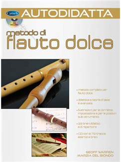Autodidatta: Metodo Di Flauto Dolce Books and CDs | Recorder