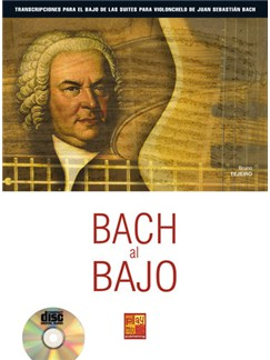 Bach al Bajo Books and CDs | Bass Guitar