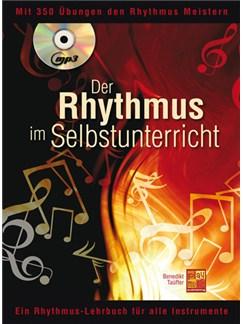 Der Rhythmus im Selbstunterricht Buch und CD | All Instruments