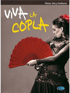 Viva la Copla Books | Piano, Vocal & Guitar