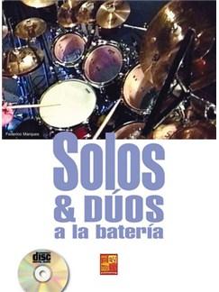 Solos & Duos a la Bateria CD y Libro | Drums