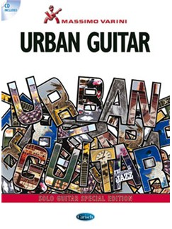 Massimo Varini: Urban Guitar Books and CDs | Guitar