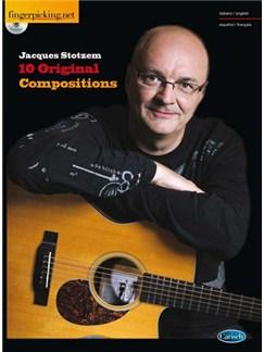 Jacques Stotzem: 10 Original Compositions Books and CDs | Guitar