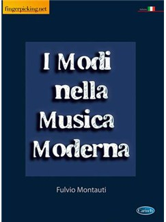 I Modi nella Musica Moderna Books | Guitar