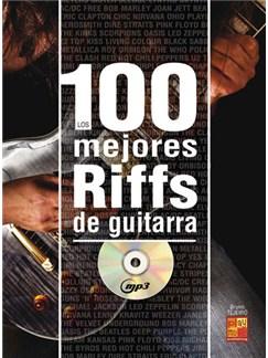 Los 100 Mejores Riffs de Guitarra CD y Libro | Guitar