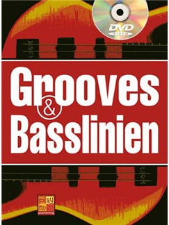 Groove & Basslinien Books and CDs | Bass Guitar