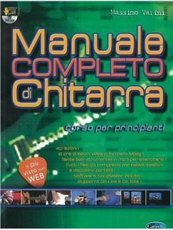 Manuale Completo di Chitarra Books and CD-Roms / DVD-Roms | Guitar