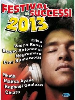Festival di Successi 2013 Libro | Línea de Melodía, Texto y Acordes