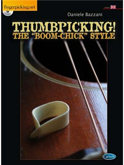 Thumbpicking! The Boom-Chick Style Books and CDs | Guitar