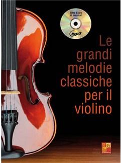 Le grandi melodie classiche per il Violino Books and CDs | Violin