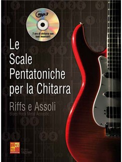 Le Scale Pentatoniche per la Chitarra Books and CDs | Guitar