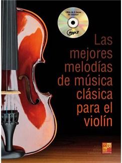 Las mejores melodías de música clásica para el violín CD y Libro | Violin