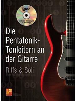 Die Pentatonik-Tonleitern an der Gitarre Buch und CD | Guitar