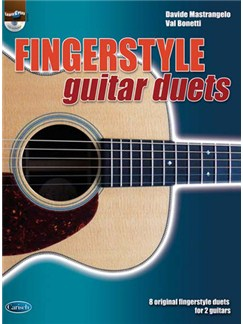 Fingerstyle Guitar Duets Books and CDs | Guitar